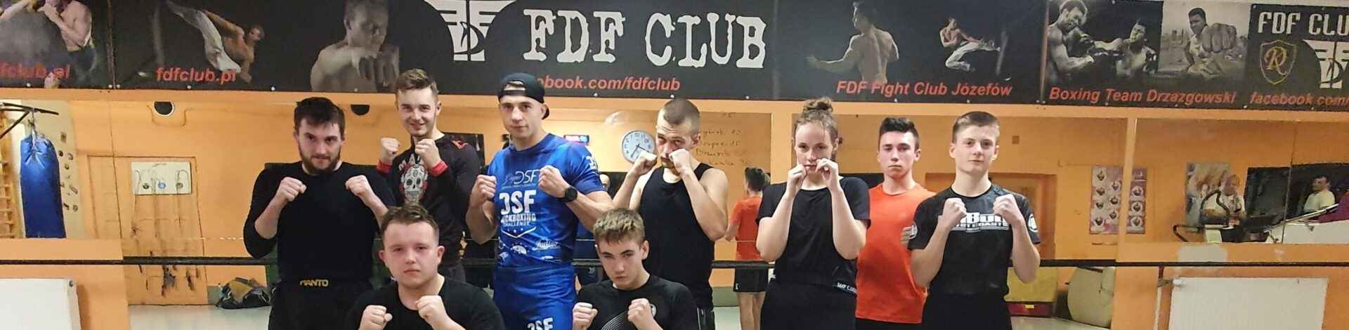 Kickboxing FDF Club